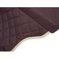Matrace s potahem Cover Brown