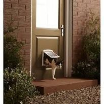 Pet door Staywell 715 original white