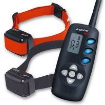 Dogtrace d-control 1642 for two dogs