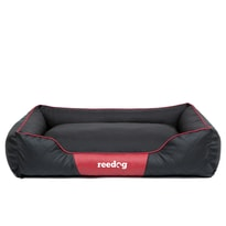 Pelíšek pro psa Reedog Black & Red Perfection