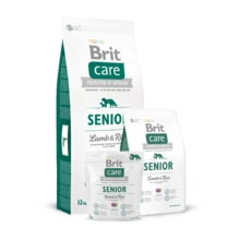 Brit Care Dog Senior Lamb & Rice