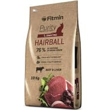 Fitmin cat Purity Hairball - 1,5 kg