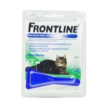 Frontline Spot-On Cat sol 1x0,5ml MONO