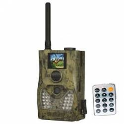 Trail camera with GSM