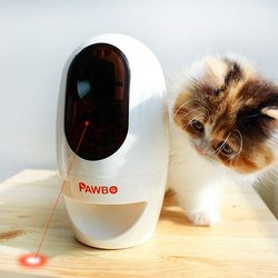 Pawbo Smart feeder and camera