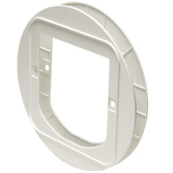 Cat flap mounting adaptor SureFlap