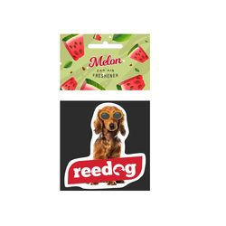 Reedog Air Fresh Auto Duft - Melone