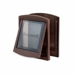 Staywell® Original 2-Way Pet Door (Small), brown