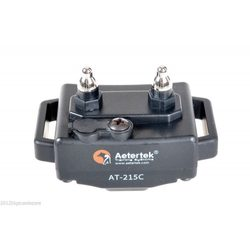 USED - Collar and receiver Aetertek AT-215C