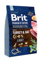 Brit Premium Dog by Nature Light 3kg