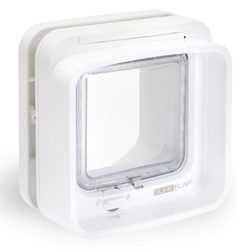 Door with microchip SureFlap DualScan