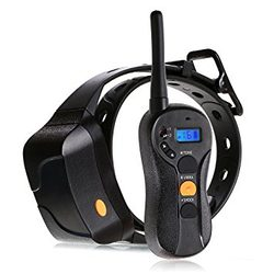 Vibration Dog Training Collar Patpet 630
