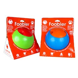 Foobler Smart ball for cats and dogs