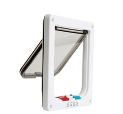 Reedog EasyFlap Mini Pet Door White