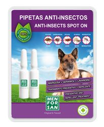 Anti-insects spot on for dogs