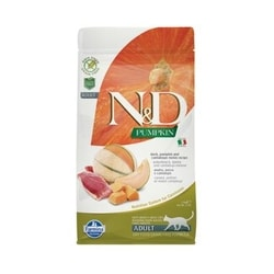 N&D GF Pumpkin CAT Duck & Cantaloupe melon 1,5kg