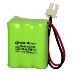 Battery D.T. Systems H2O 1810 Transmitters
