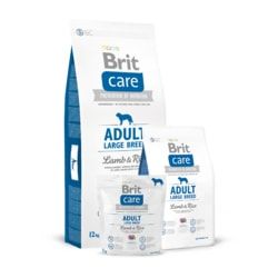 Brit Care Dog Adult Large Breed Lamb & Rice