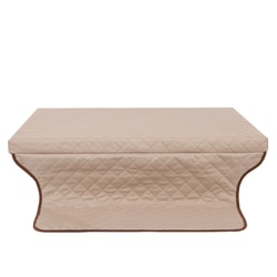 Matrace s potahem Cover Beige
