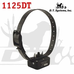 D.T. Systems 1125 DT No Bark Collar