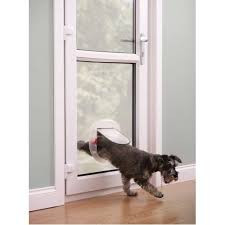 Pet door Staywell 500 with infra-red white
