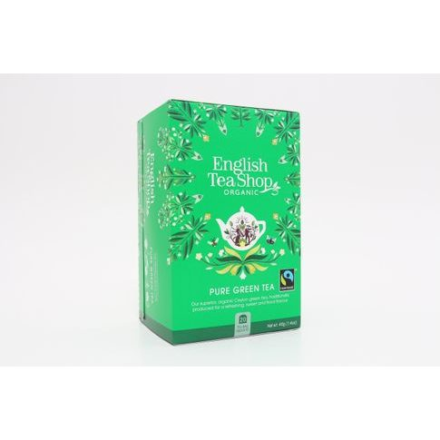 BIO ZÖLD TEA 20DB FILTER