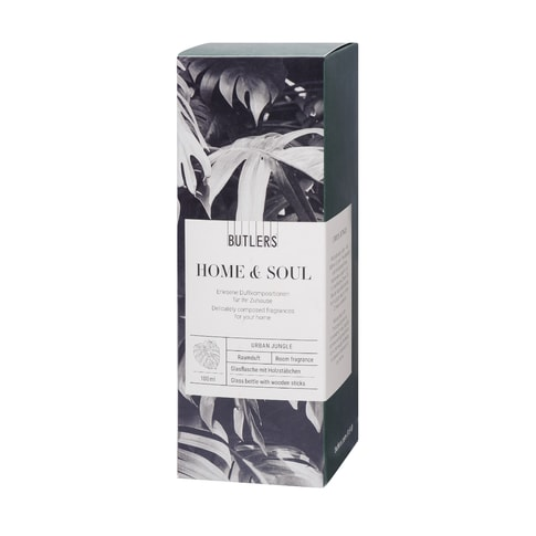 HOME & SOUL SZOBAILLATOSÍTÓ, URBAN JUNGLE 100ML
