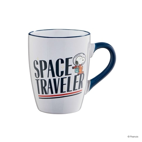 PEANUTS BÖGRE SPACE TRAVELLER, 350 ML