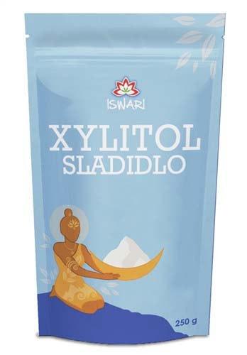 Sladidlo Iswari Xylitol 250g