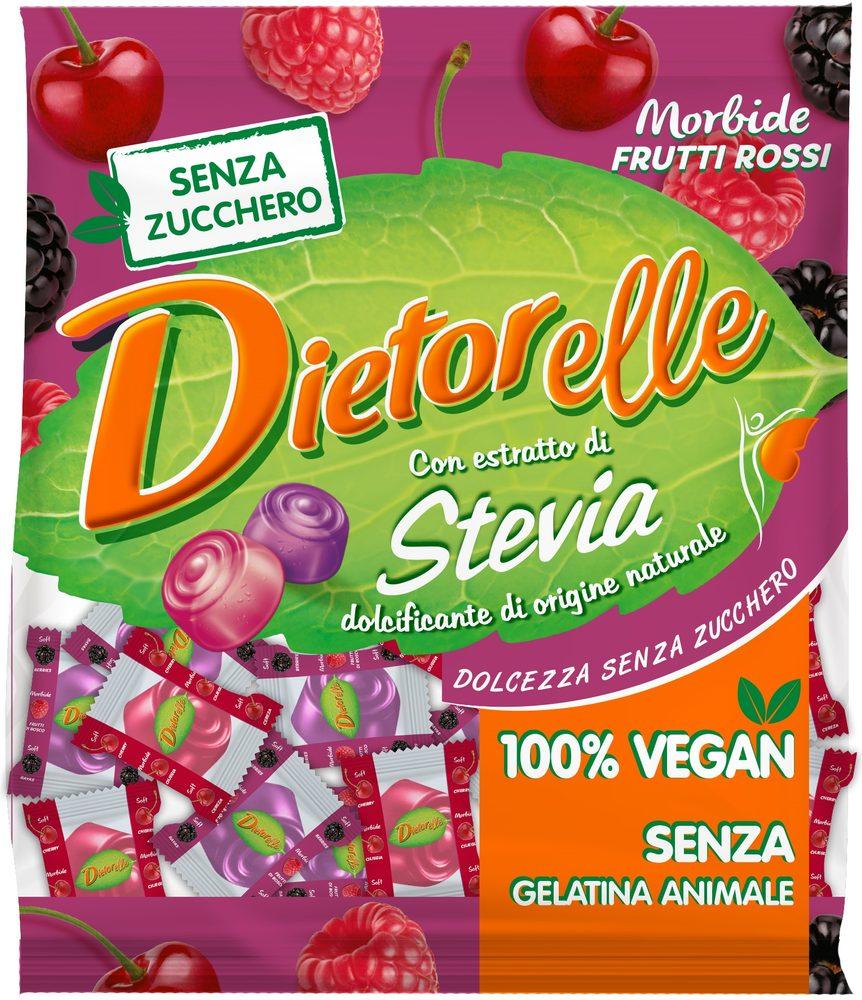 Bonbóny Dietorelle - lesní plody
