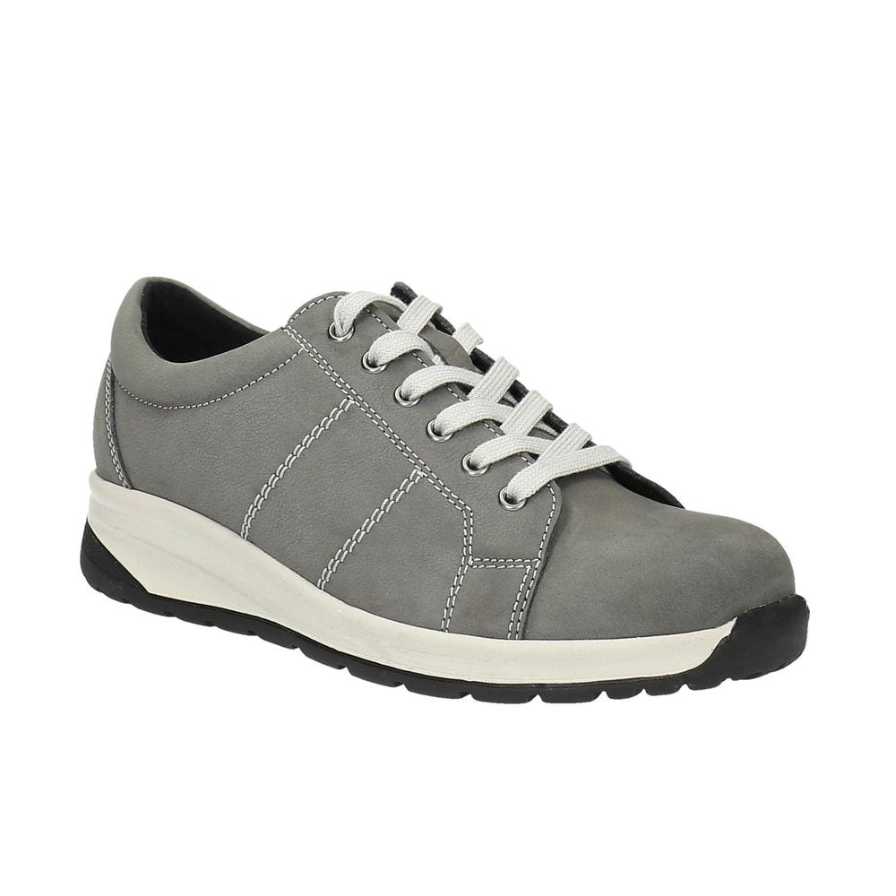 Levně Diabetická obuv Alma dámská (šedá) - 41 ( délka nohy 263 mm )