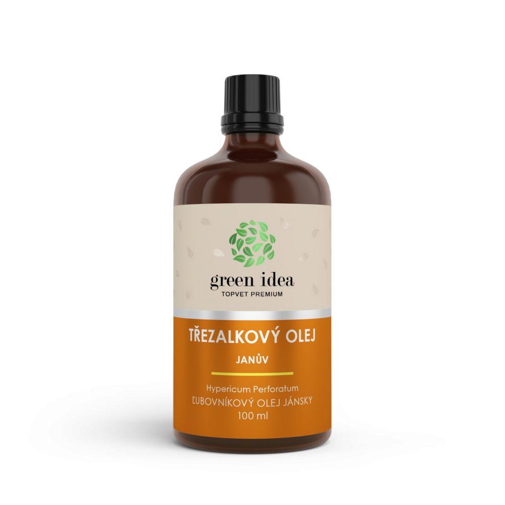 Levně Třezalkový bylinný olej (Janův olej) 100ml
