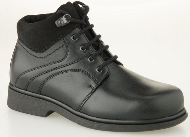 Levně Diabetická obuv Sam pánská - 43 (délka nohy 277 mm) černá