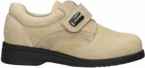 Levně Diabetická obuv Denisa dámská - 43 (délka nohy 277 mm) světle béžová