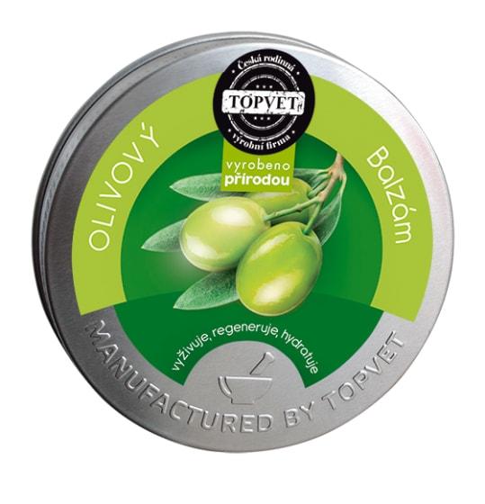 Balzám olivový Topvet 100ml