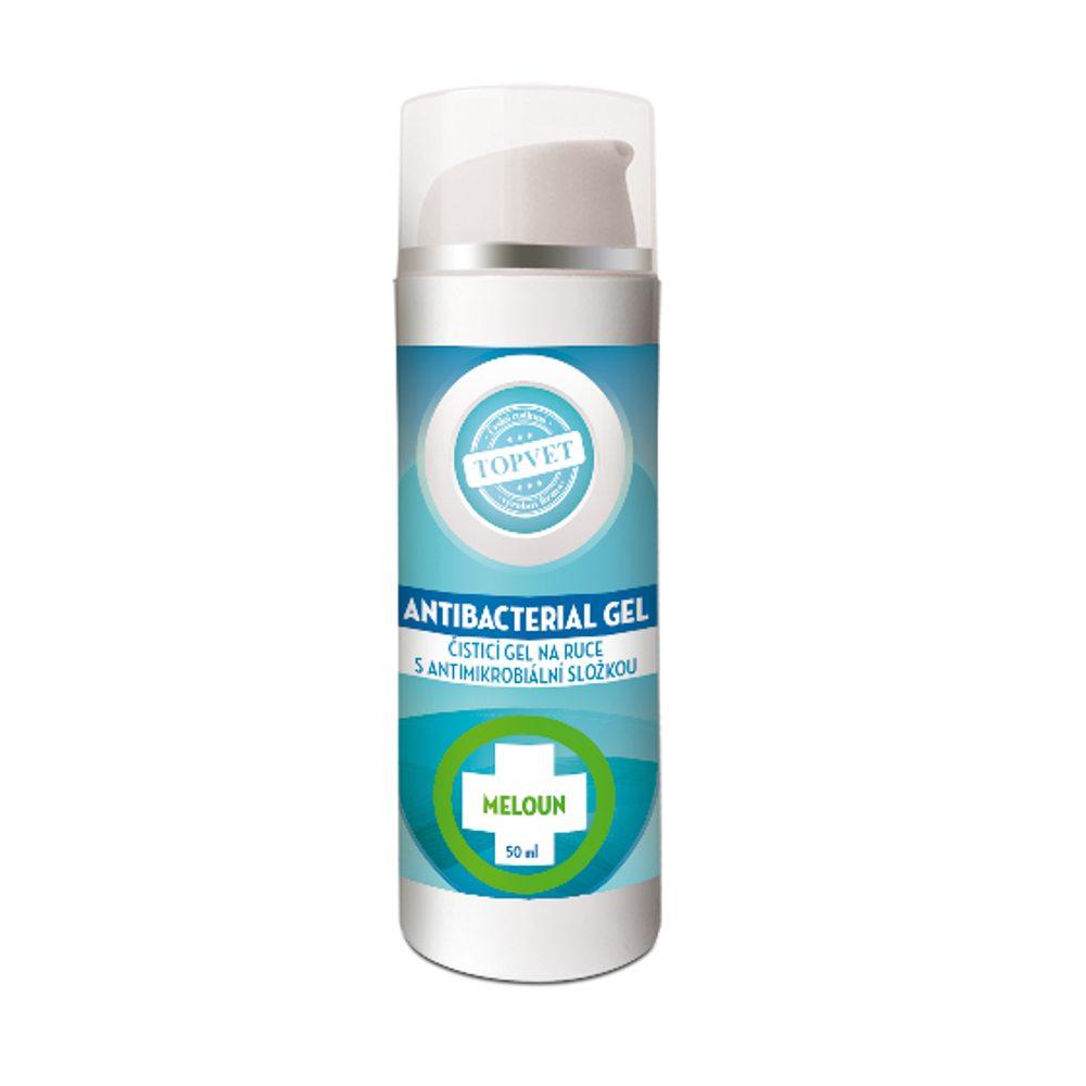 Antibakteriální gel na ruce - Meloun