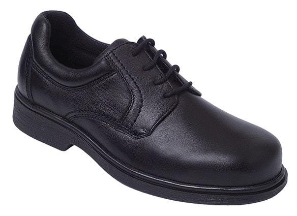 Levně Diabetická obuv Dan pánská - 39 (délka nohy 250 mm) černá