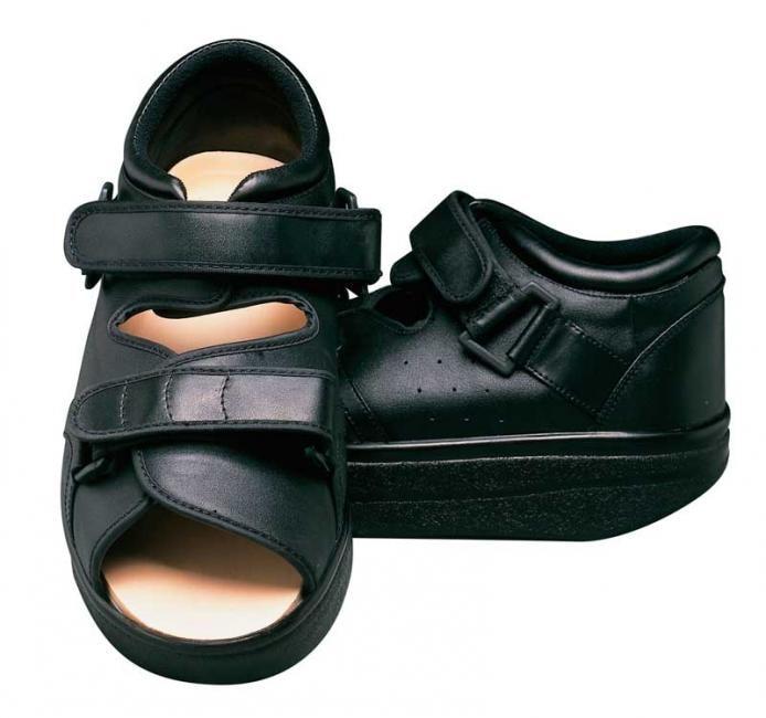 Obuv pro odlehčení defektů - The Wound Care Shoe System ™