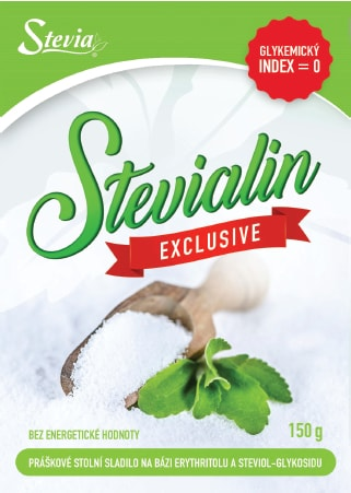 Sladidlo Stevialin EXCLUSIVE 150g