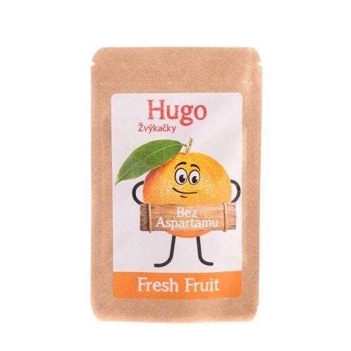 Žvýkačky Hugo ovocné  9 g