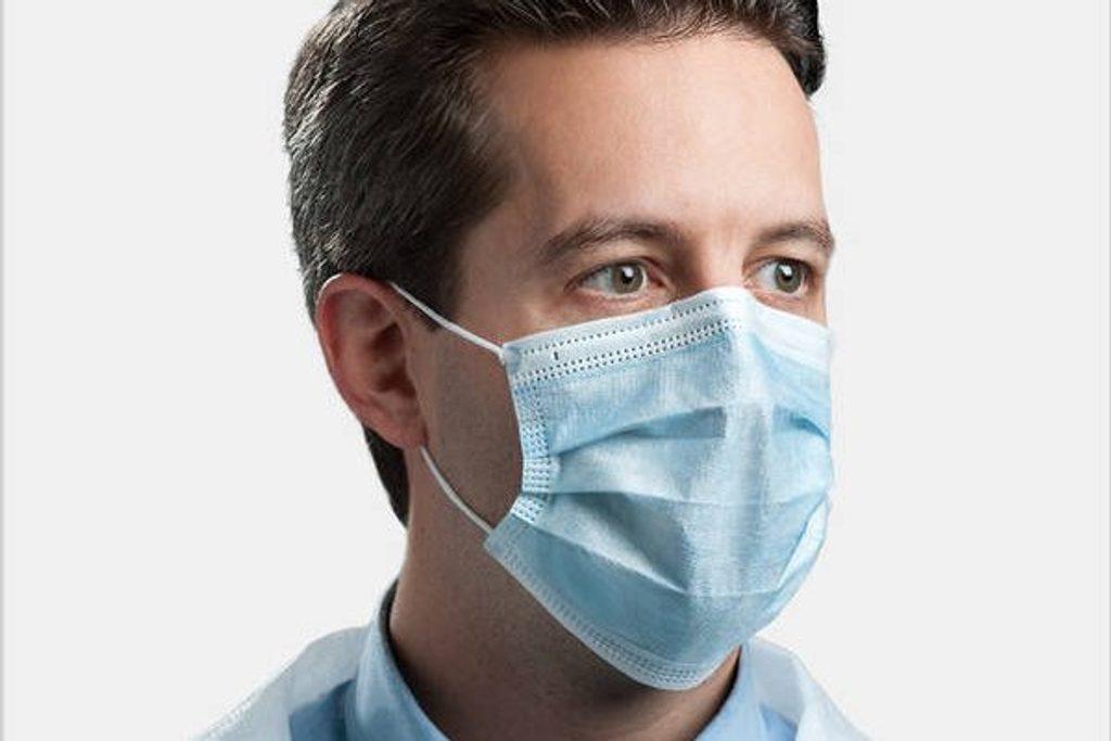 Zdravotnická obličejová maska