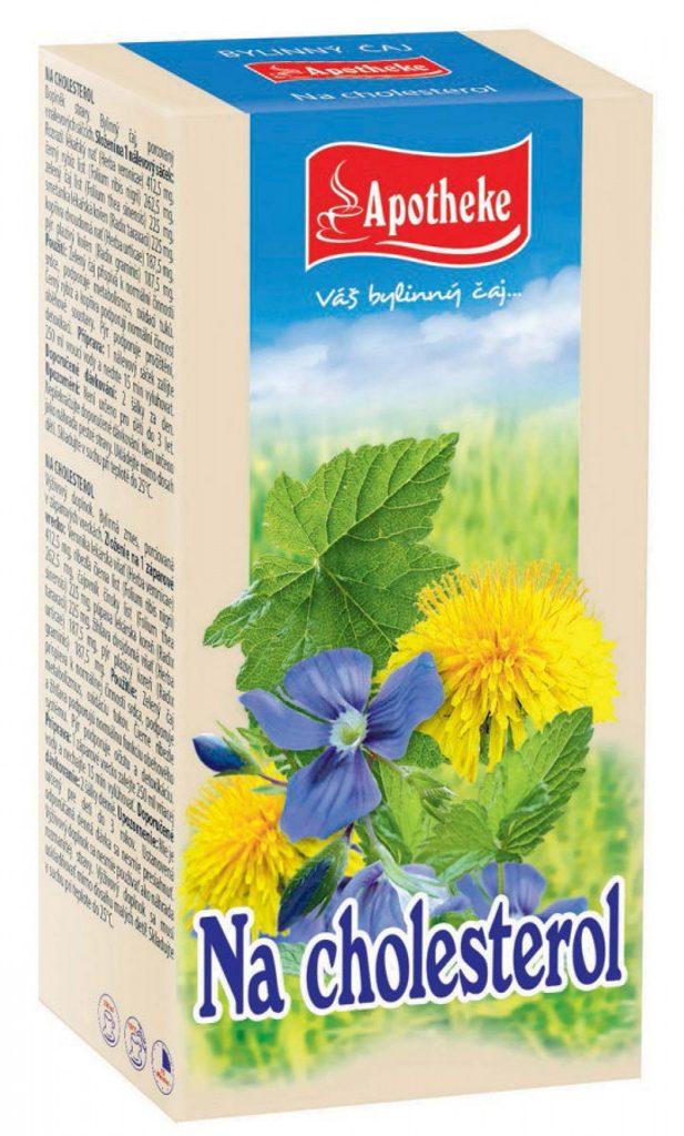 Čaj na cholesterol Apotheke 20x1,5g