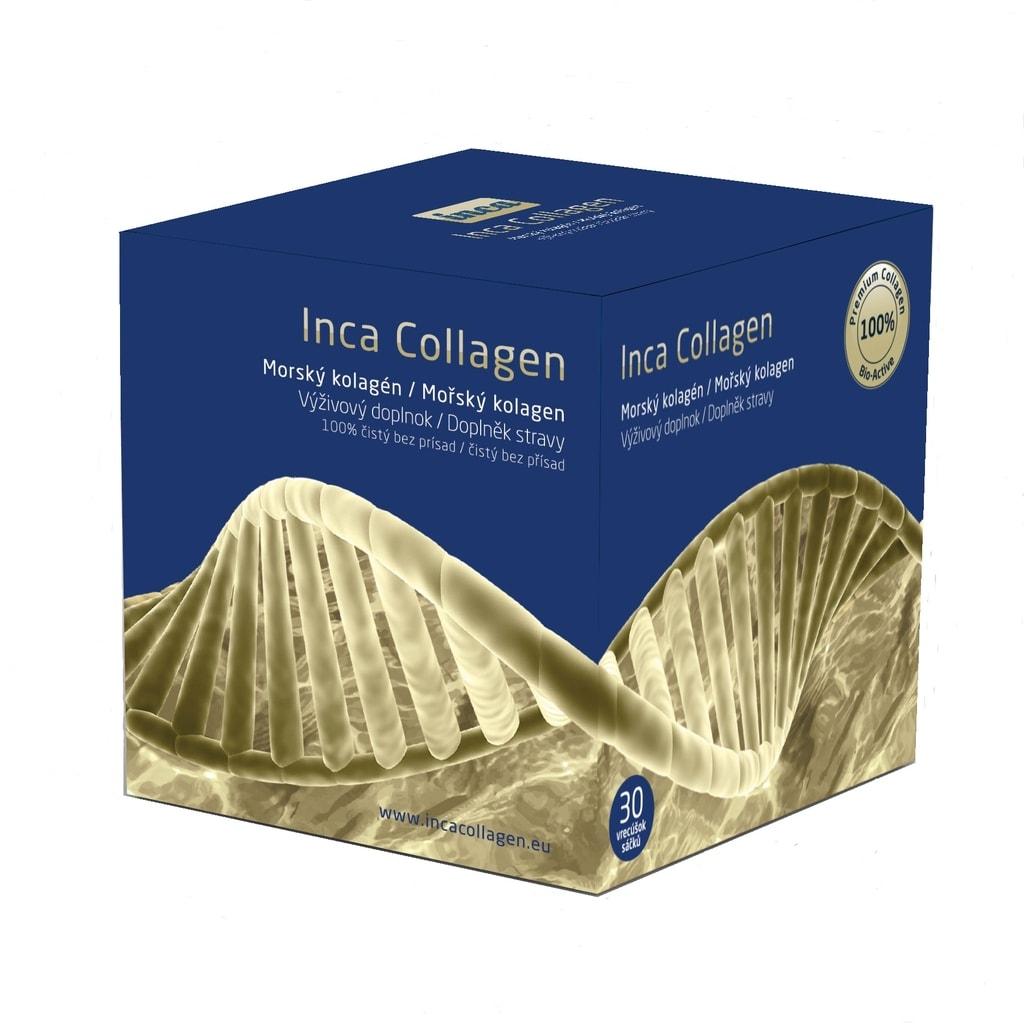 Doplněk stravy - Inca Collagen 100% čistý mořský kolagen