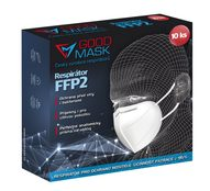 Respirátor GOOD MASK FFP2 (10 ks)