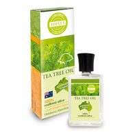 Tea tree oil - 100% silice Topvet