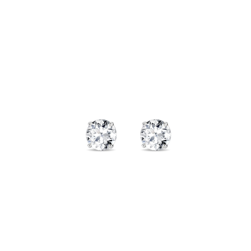 E-shop Stříbrné diamantové pecky