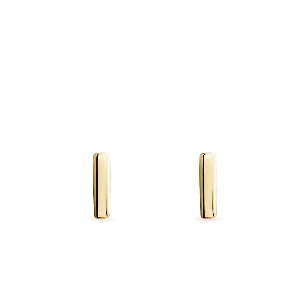 Zlaté minimalistické pecky KLENOTA