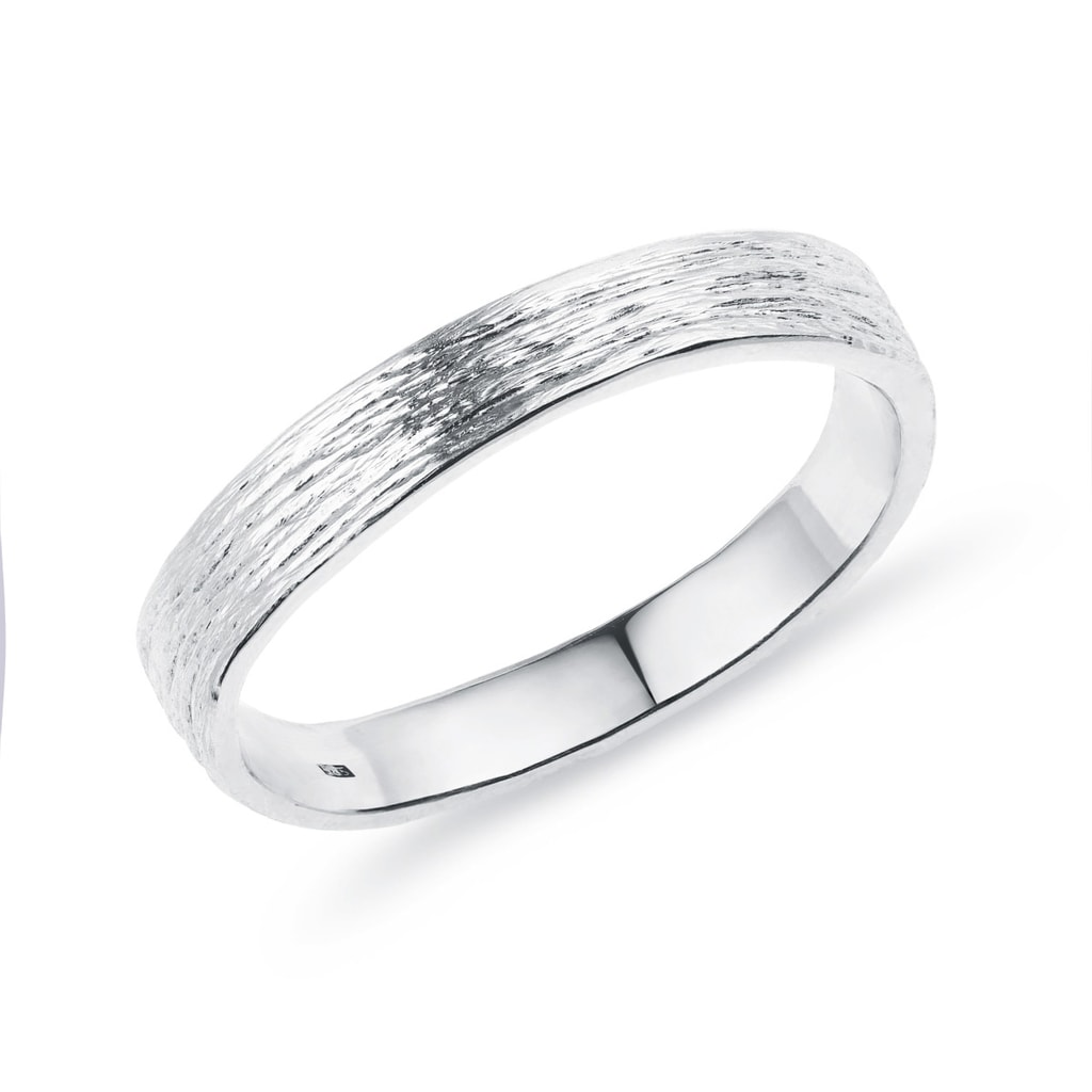 Womens Wedding Rings.Women S Wedding Ring Made Of White Gold