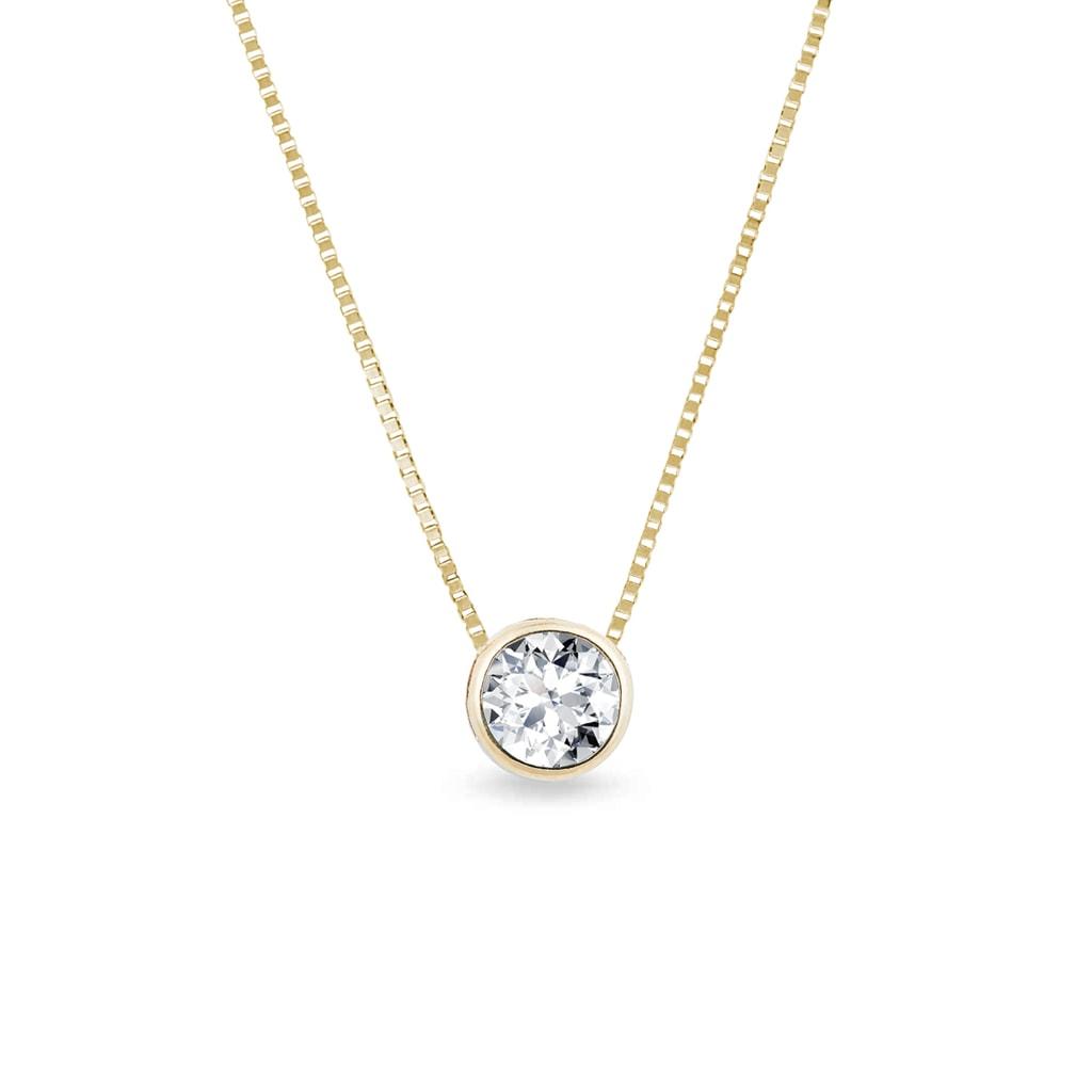 5dcc9e4a3 Diamantový prívesok | KLENOTA
