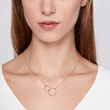 COLLIER MINIMALISTE - COLLIERS EN OR ROSE - COLLIERS
